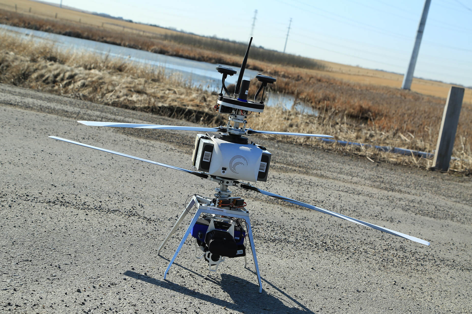 commercial drone services